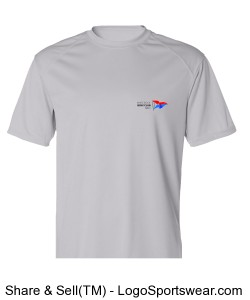 Sail and Kayak WRBC Performance Fabric Shirt Design Zoom